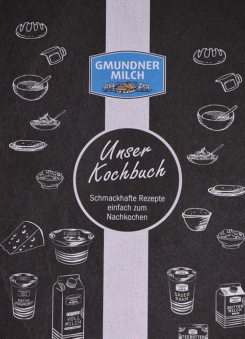 Kochbuch Gmundner Milch