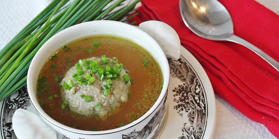 Suppen und Saucen Teil 2
