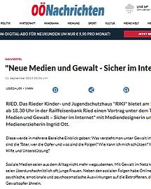 OÖNachrichten_11.09.19_Medien_Gewalt.PN