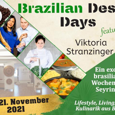 Traditionelles brasilianisches Mittagessen