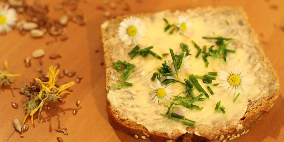 Brotbackkurs - Bio Brote ohne Triebmittel