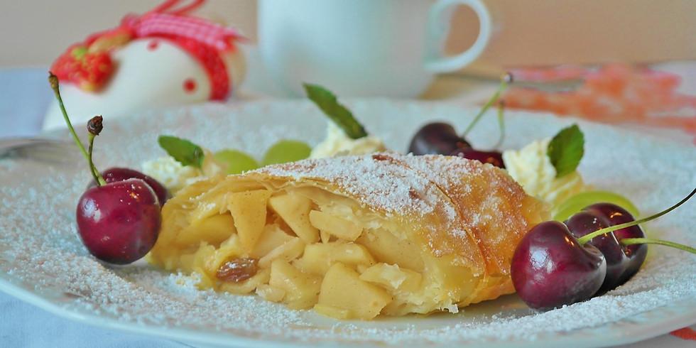 Vegane Kuchen und Desserts