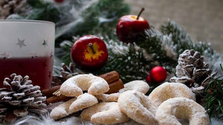 Wintergrillen- Weihnachtsmenü