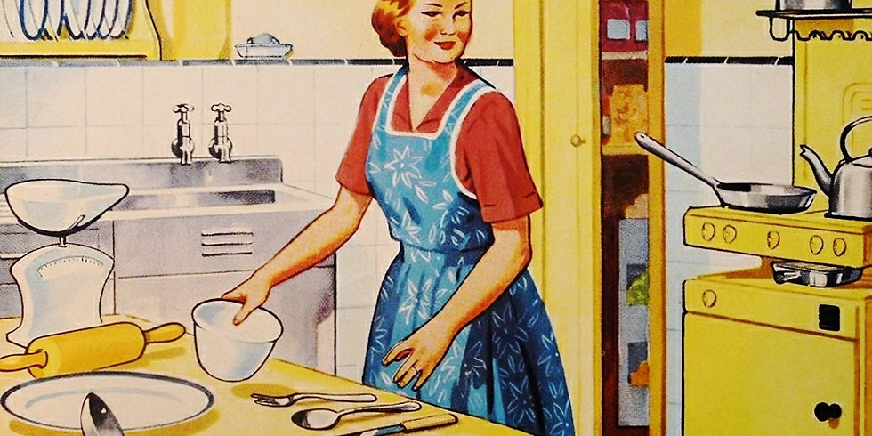 60iger Jahre Kochkurs