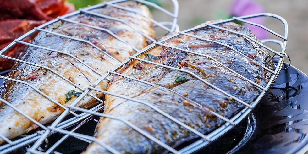 Wintergrillkurs - Heimische Fische
