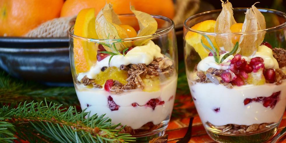 Kochkurs - Dessert im Glas