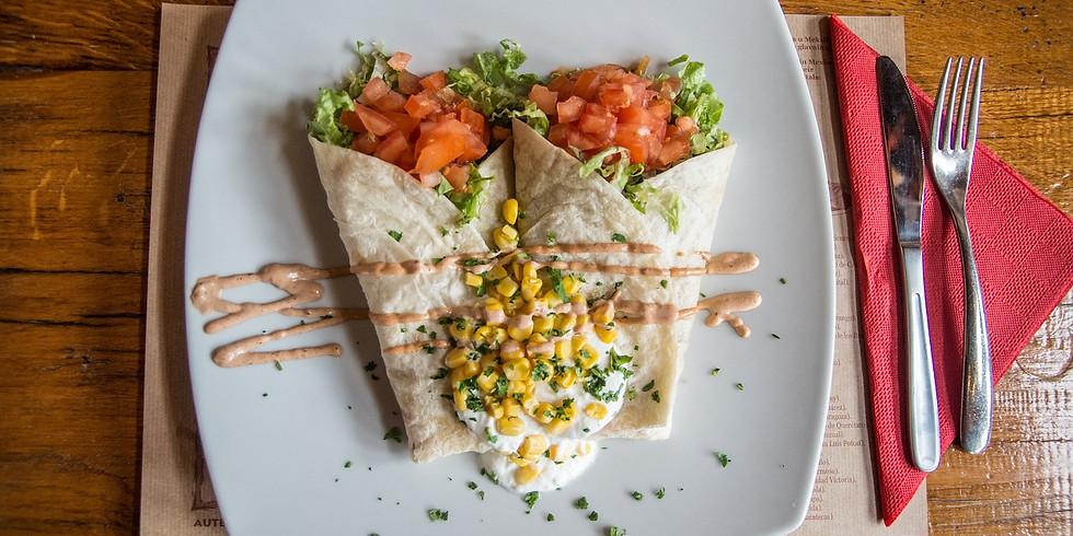 Vegane Tortillas