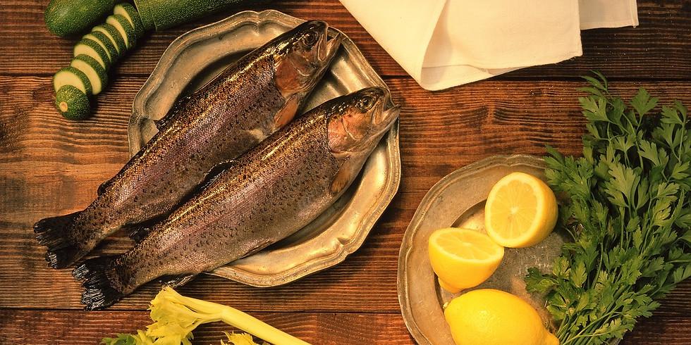 Heimische Fische und Ihre vielfältige Verwendung