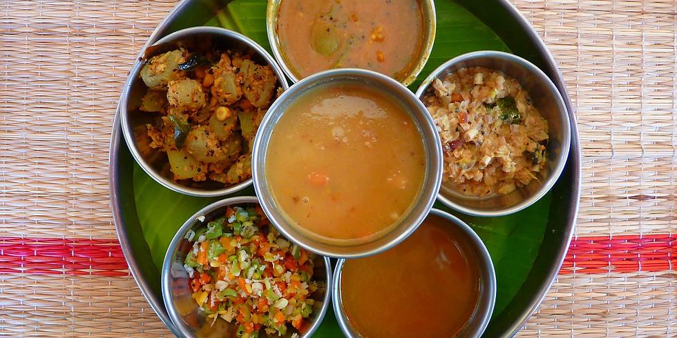 Der Duft von Curry