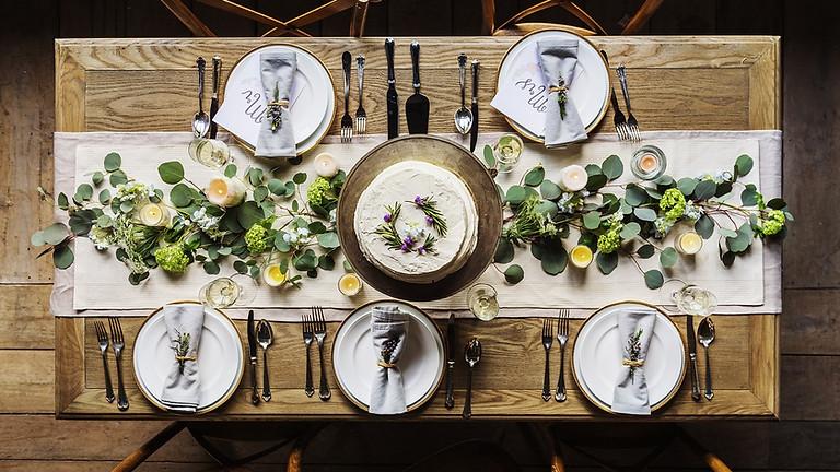 The Table - Steak und Pilze