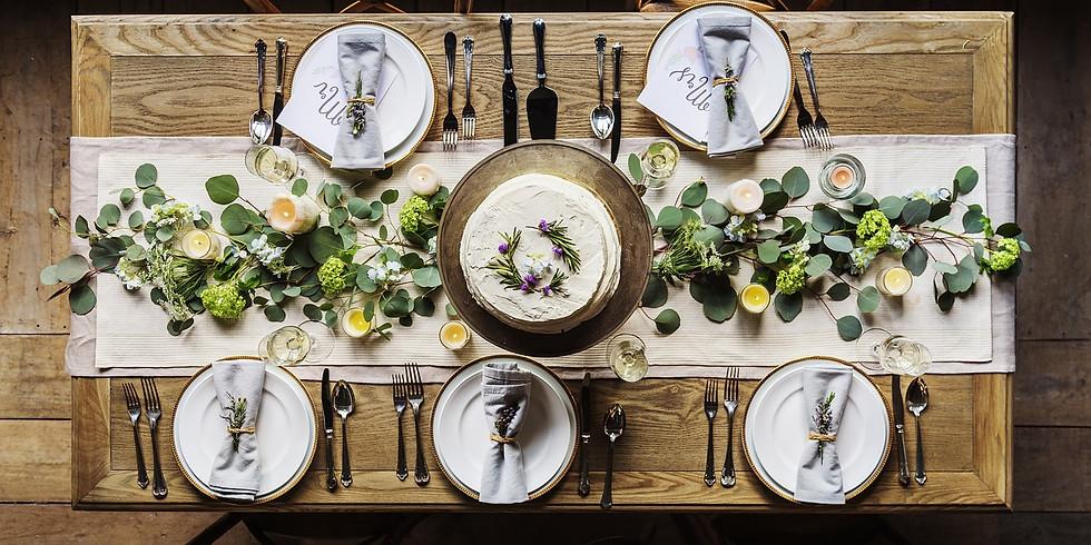 The Table - Spargel und Erdbeeren