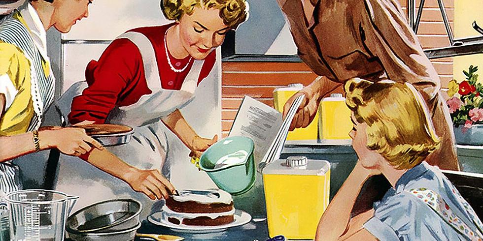 70iger Jahre Kochkurs