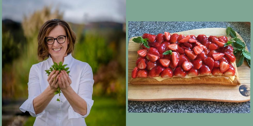 Erdbeere, Beerenstark