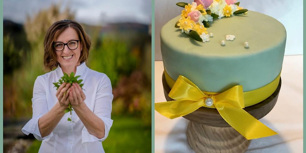 """""""Torte verzieren wie ein Profi"""" mit Sabine Weinberger"""