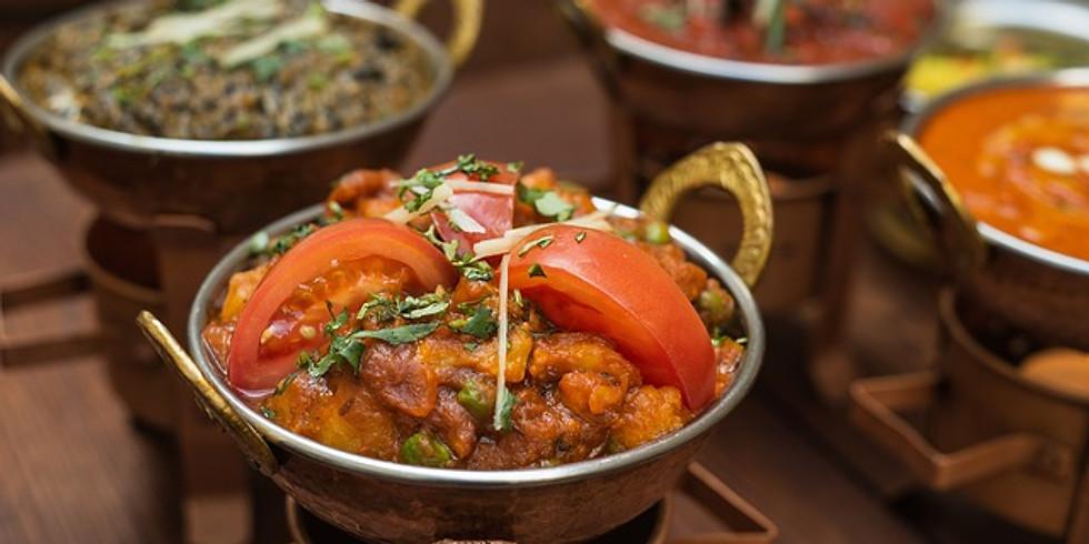 Kochkurs - Indische Küche
