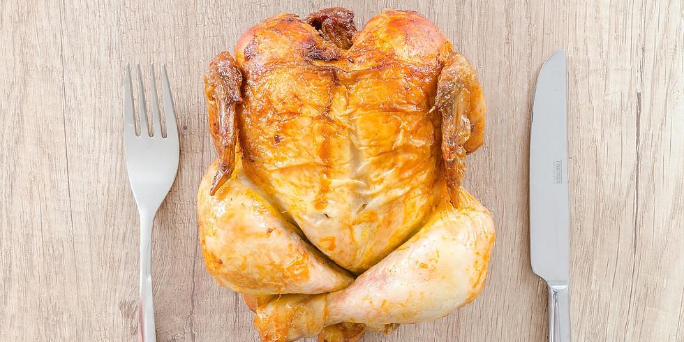 Geflügel-Pute, Huhn und co.