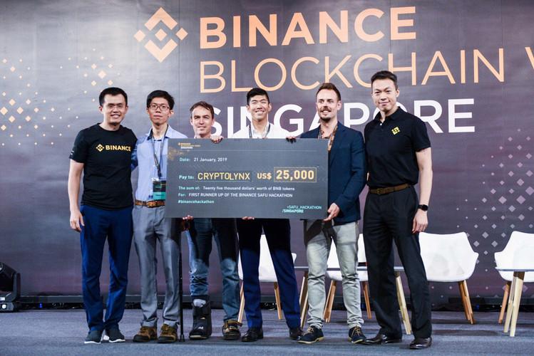 Binance SAFU Hackathon