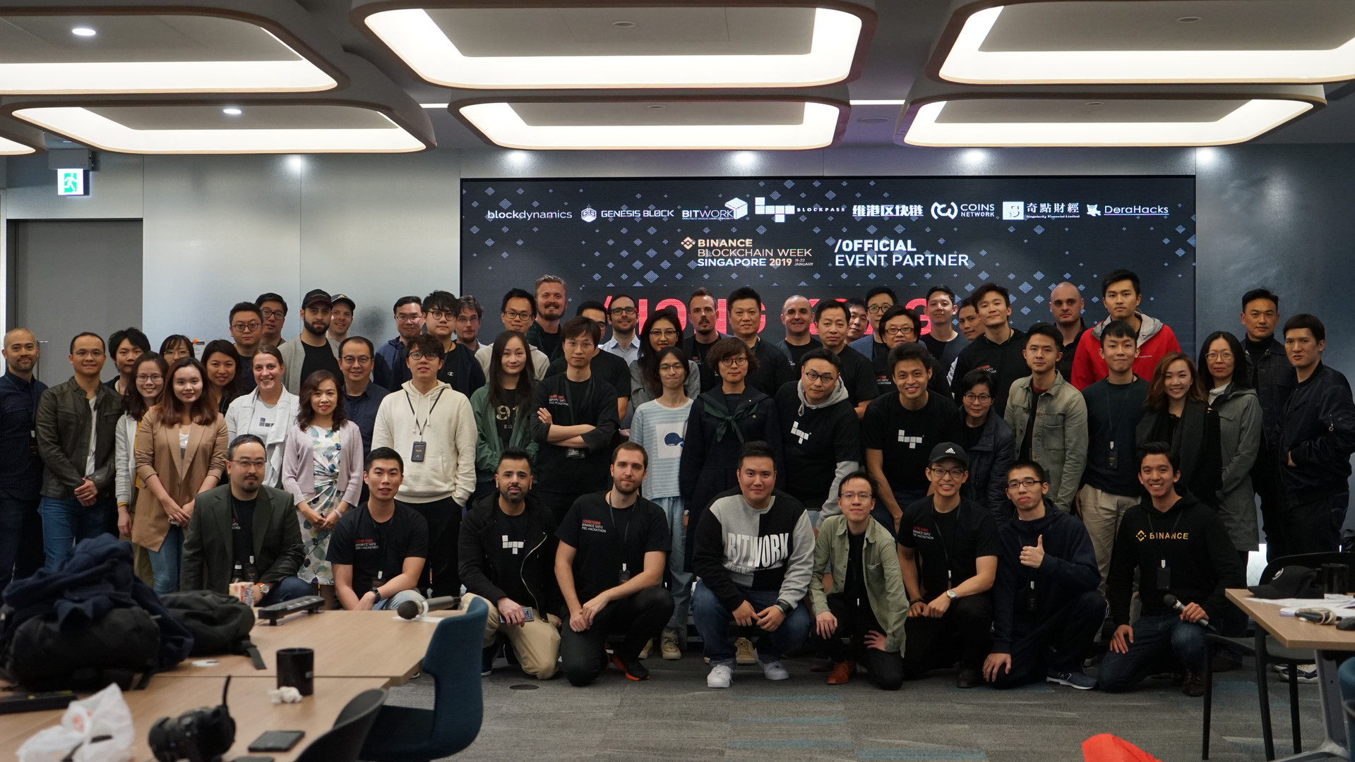 Hong Kong Binance SAFU pre-Hackathon