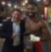 Boxing Muay Thai