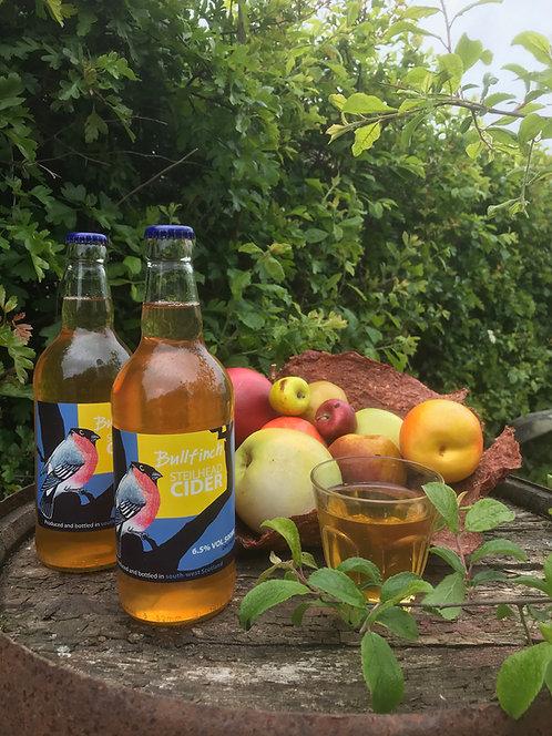 Bullfinch Cider