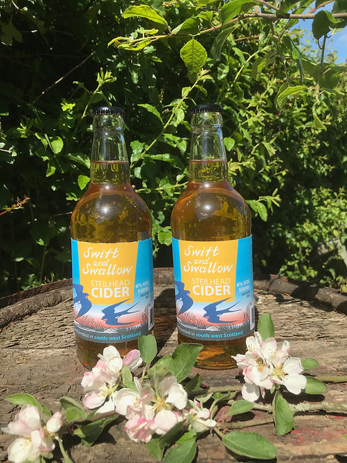 Swift and Swallow Cider