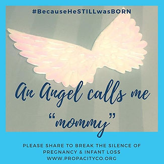 If you are the mother of a baby angel pl