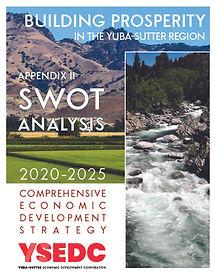CEDS Appendix II SWOT Analysis Summary COVER.jpg