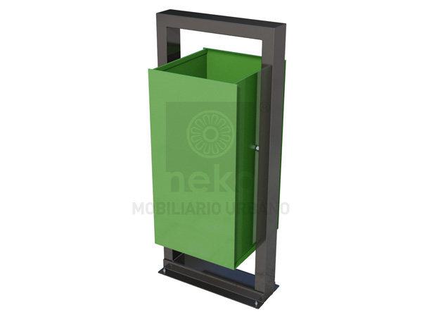 TOL-11-16 - Depósito de desechos mini sin tapa - Línea