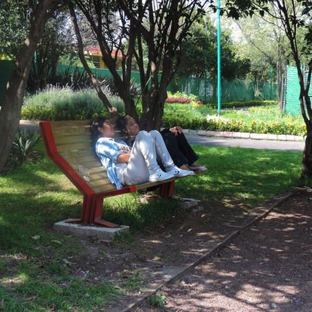 El nuevo espacio público