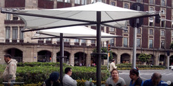 Parasol o sombrilla Toluca