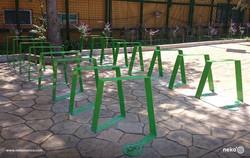 TOL-12-21 - Aparcabicicletas modular - Línea Toluca
