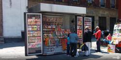Kiosco revistas grande - Santo Domingo