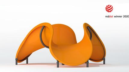 ¡Ganamos un Red Dot Award: Product Design 2020!