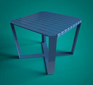 mesa alta azul neko city MDA-19-08