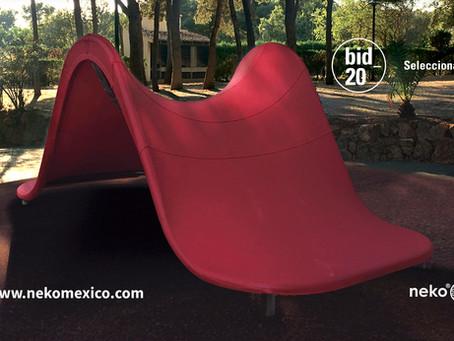 ¡Juegos infantiles Flow de Neko, representan a México en la Bienal Iberoamericana de Diseño, BID20!