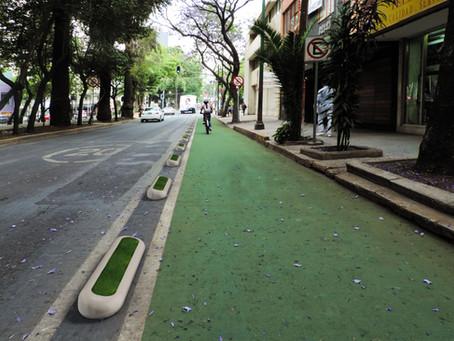 ¿Mobiliario urbano para el distanciamiento físico?