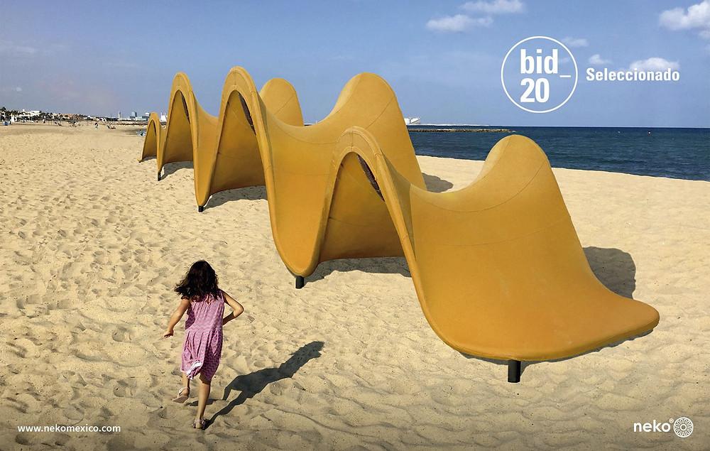 Juego infantil seleccionado por su original diseño en la BID20.
