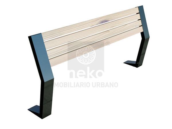 QRO-10-06 - Recargadera en madera - Línea Querétaro