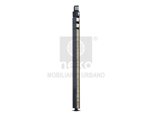 MOR-15-11 - Luminaria dirigible - Línea Morelia