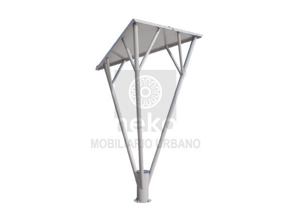 MTY-10-20 - Luminaria/Parasol - Línea Monterrey