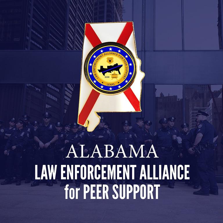 ALLEAPS LAW ENFORCEMENT PEER SUPPORT TRAINING