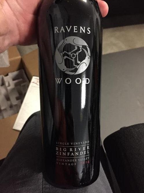 Ravenswood Big River Vineyard Zinfandel