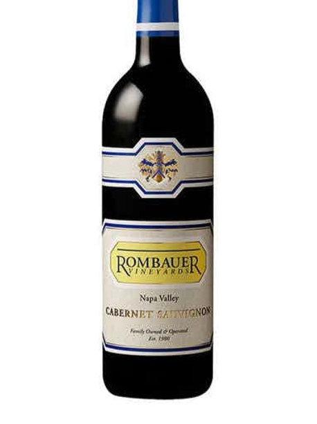 Rombauer Cabernet