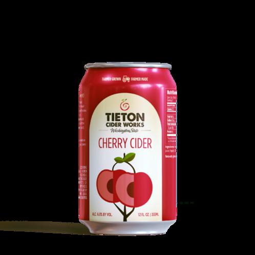 Tieton Cherry Cider-can