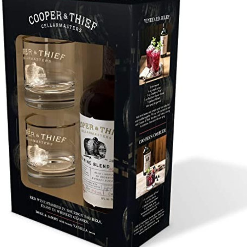 Cooper & Thief Gift Set