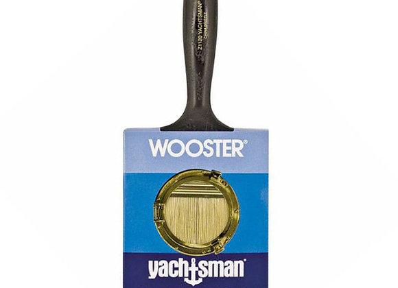Wooster Brush Company  Yachtsman White China Varnish Paint Brush