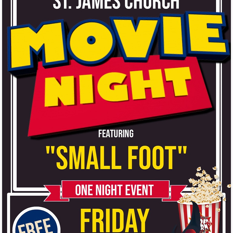 Childrens Movie Night