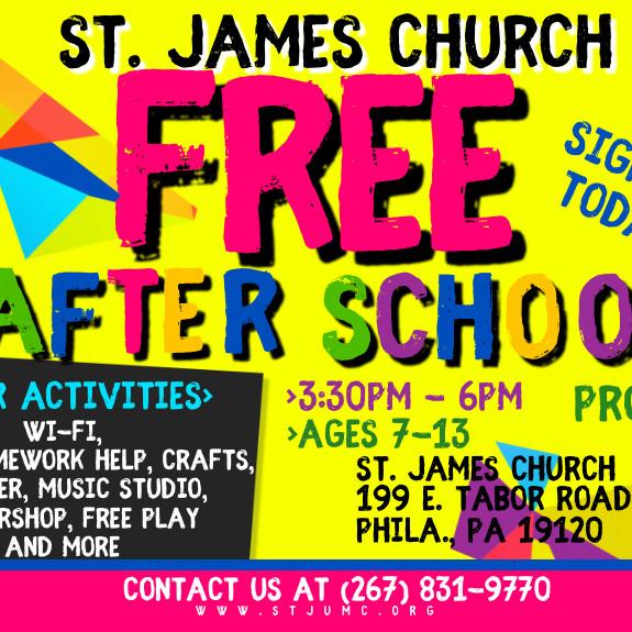 Free After School Program