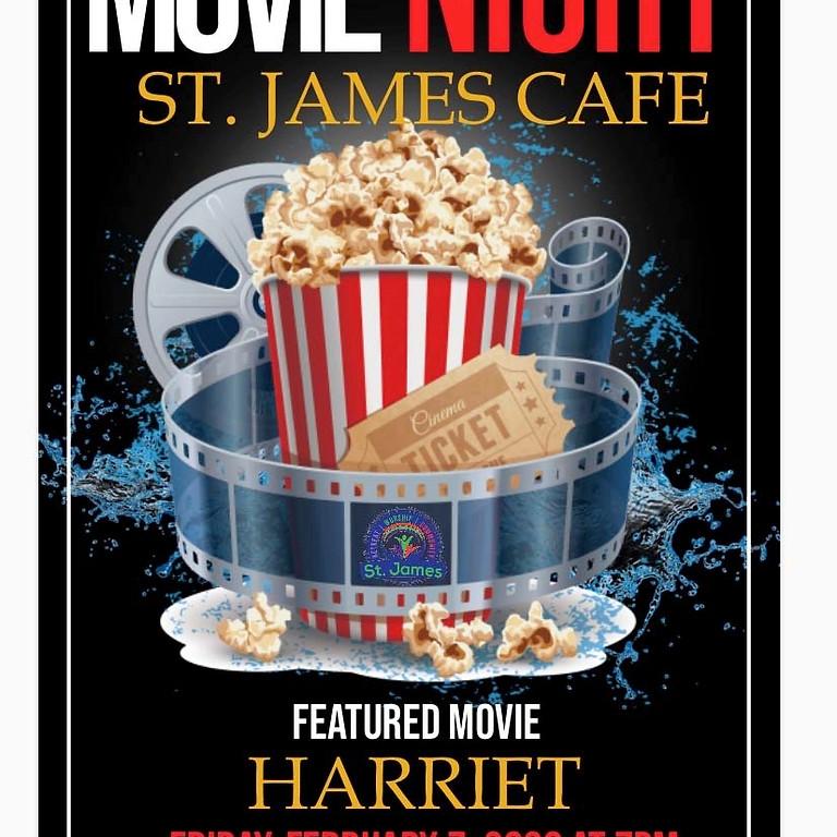 Black History Movie Night: Harriet