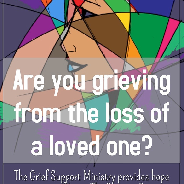 Grief and Bereavement Ministry